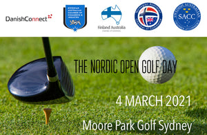 4 MARCH 2021 - Nordic Open Golf Day in Sydney