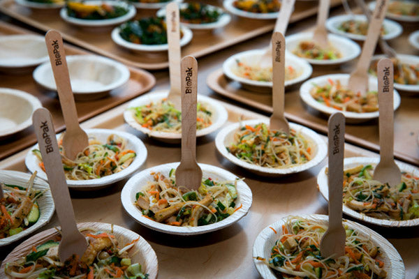 Mouthwatering catering