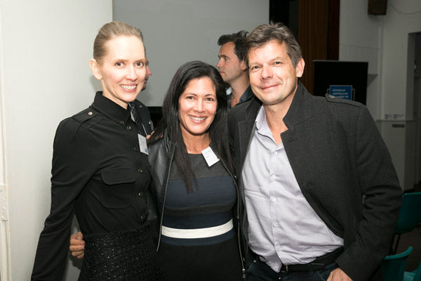 Trade show at the launch of EACCI