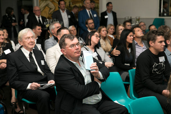 Audience at the launch of EACCI