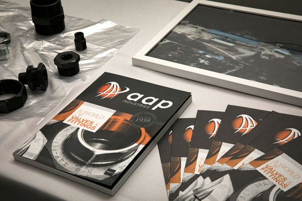 AAP Industries stand