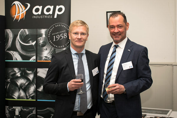 Kalev Sarapuu and Richard Kaljo of AAP Industries