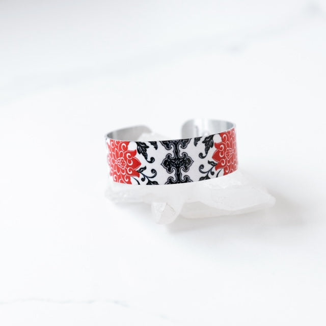 Sweet Thistle Small Cuff