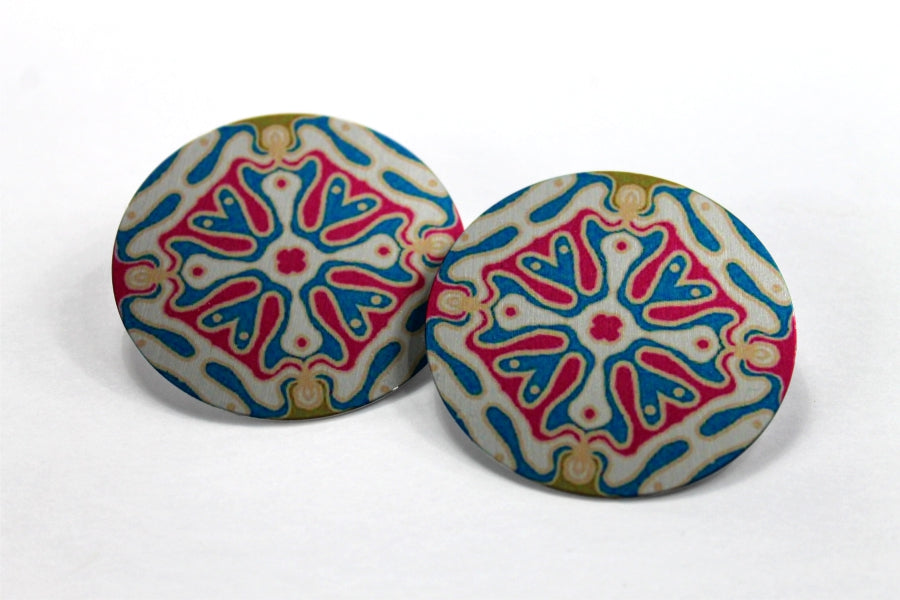 Oaxaca 2 Inch Earrings