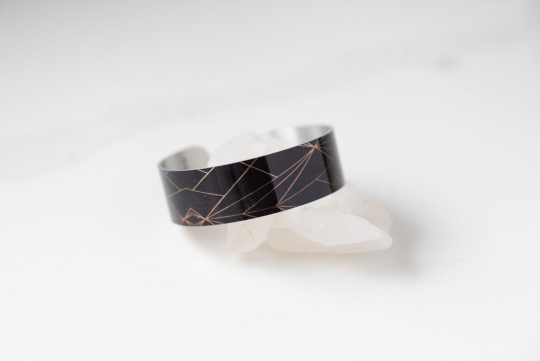 Elements in Black Small Cuff