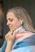 Load image into Gallery viewer, First Frost 1 Inch Earrings