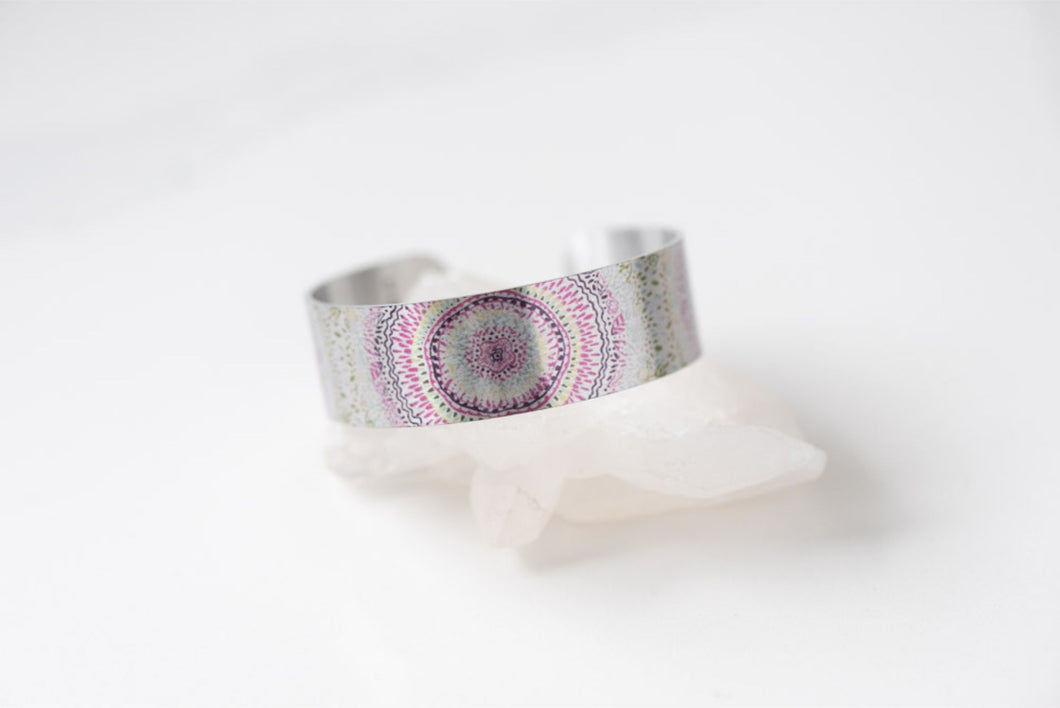 Medallion Small Cuff