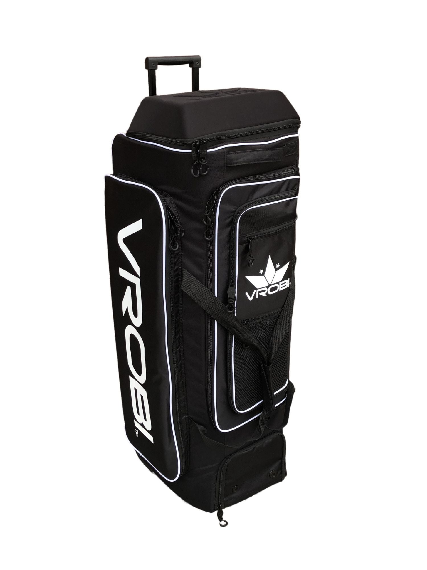 Infantry HS Wheeled Bag designed for Baseball Catchers, Fastpitch Softball Catchers, Slowpitch Softball Players.