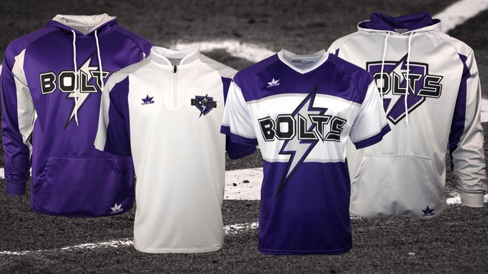 Baseball Jersey and Hoodies with Throwback old school design