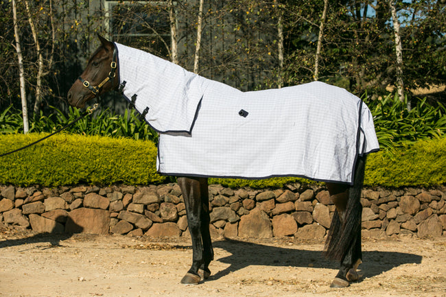 Deluxe Cotton Ripstop Combo Rug