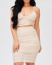 South Beach Two Piece Dress