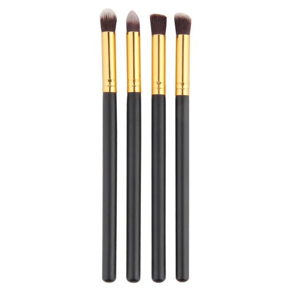 4pcs/set Professional Eye brushes Set | teeweebeautyshop.com