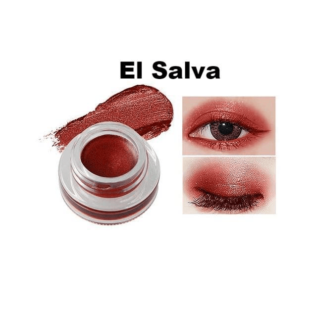 El Salva | Single Eyeshadow Cream | teeweebeautyshop.com