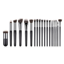 18Pcs Professional Makeup Brushes Set | teeweebeautyshop.com