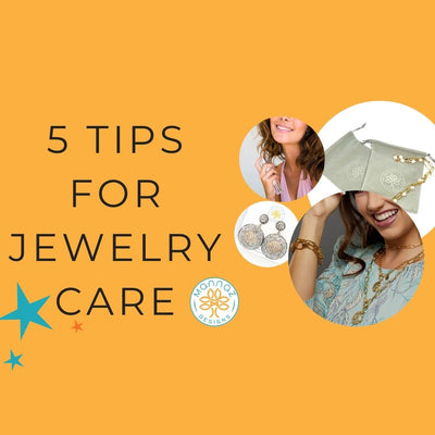 5 Tips Jewelry Care