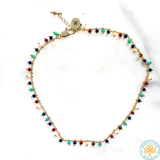 Claire Colorful Choker