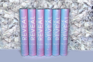 "Pink or Blue Gender Reveal Confetti Cannon 12"" (6 Pack) Belle & Beau Confetti Co - GenderRevealCannons.com"