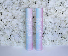 "Pink or Blue Gender Reveal Confetti Cannon 12"" (2 Pack) Belle & Beau Confetti Co- GenderRevealCannons.com"