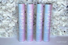 Blue and Pink, Boy or Girl Gender Reveal Confetti Cannon (4 Pack) Belle & Beau Confetti Co- GenderRevealCannons.com