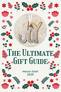 The Ultimate Gift Guide 2020