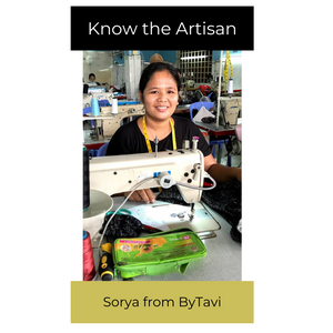 Meet the Artisan: Sorya from ByTavi