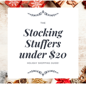 Stocking Stuffers under $20