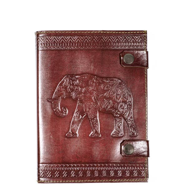 Matr Boomie - Impressions Of India Journal - Elephant