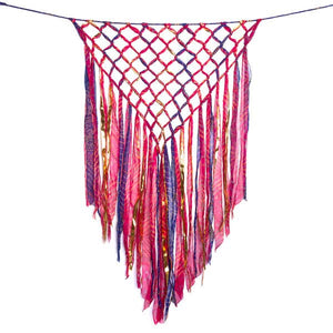Sari Carnival Wall Hanging - Single