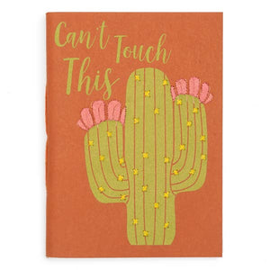 Sassy Hearts Journal - Cactus Queen