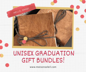 Unisex Graduation Gift Bundle