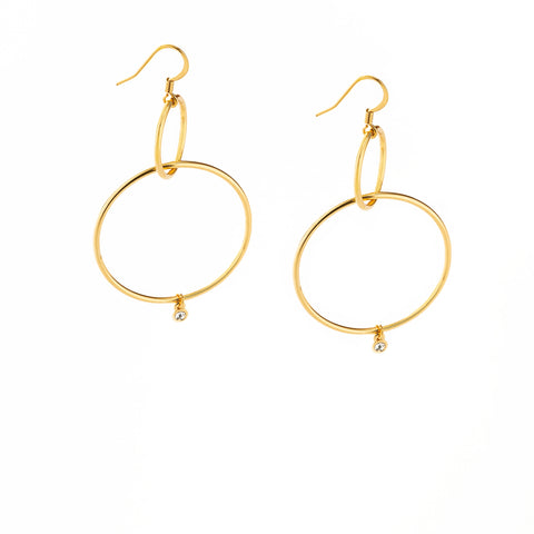 Ola Gem Earrings