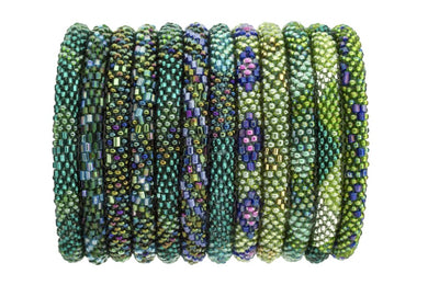 ROLL-ON® BRACELETS - PEACOCK