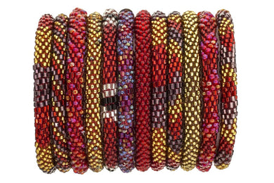 ROLL-ON® BRACELETS ROYAL RUBY