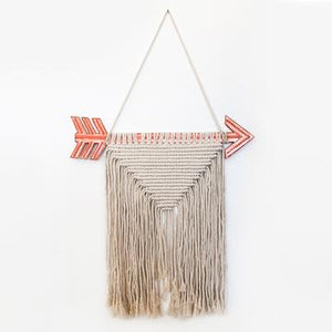 Fleche and Fringe Arrow