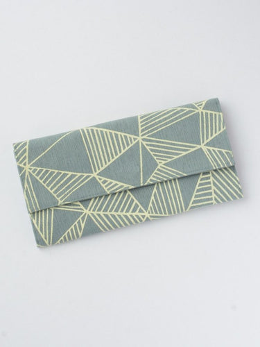 Jungle Skies Clutch Wallet