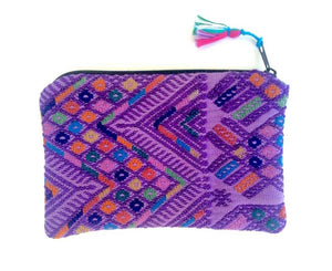MAYA COSMETIC BAG (SMALL)
