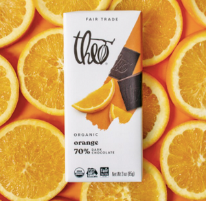 Orange 70% Dark Chocolate