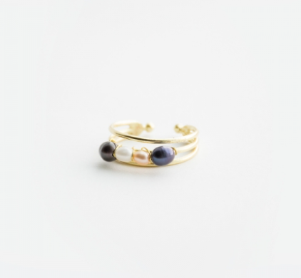 Pippa Ring Gold