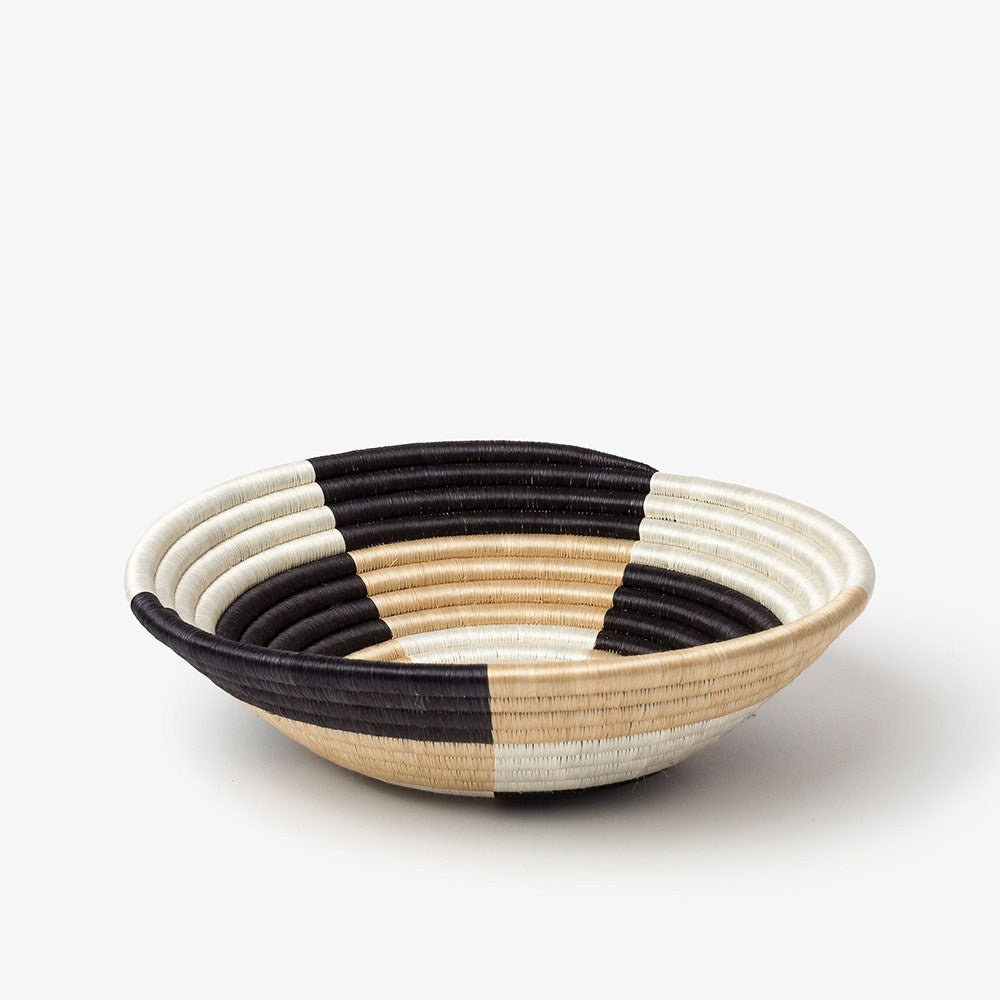 Staccato Woven Bowls