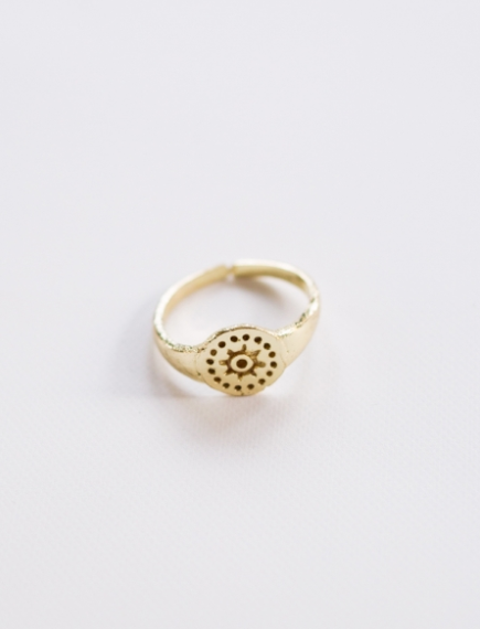 Sunshine Ring Gold