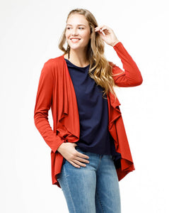 The HOPE Cardigan in Bossa Nova