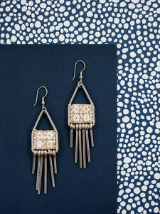 ALLEGORY EARRINGS SILVER