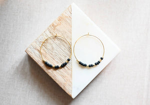 Morse Code Earrings | BRAVE