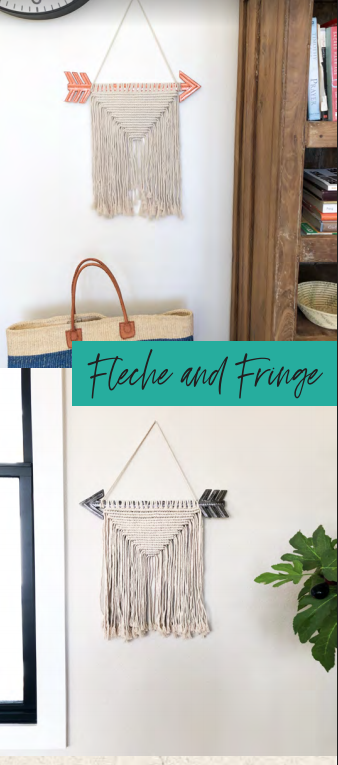 *Preorder* Fleche and Fringe Arrow