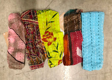 Kantha Sari Headband - Assorted