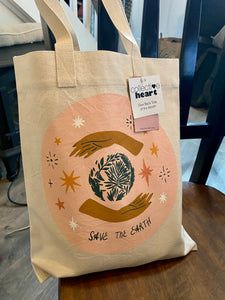 The Give Back Tote - Earth Day