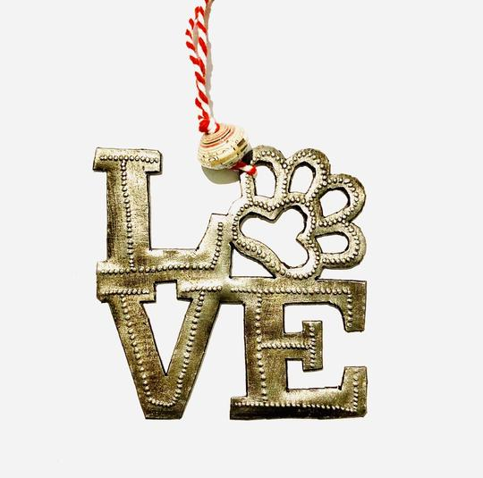 Puppy Love Ornament