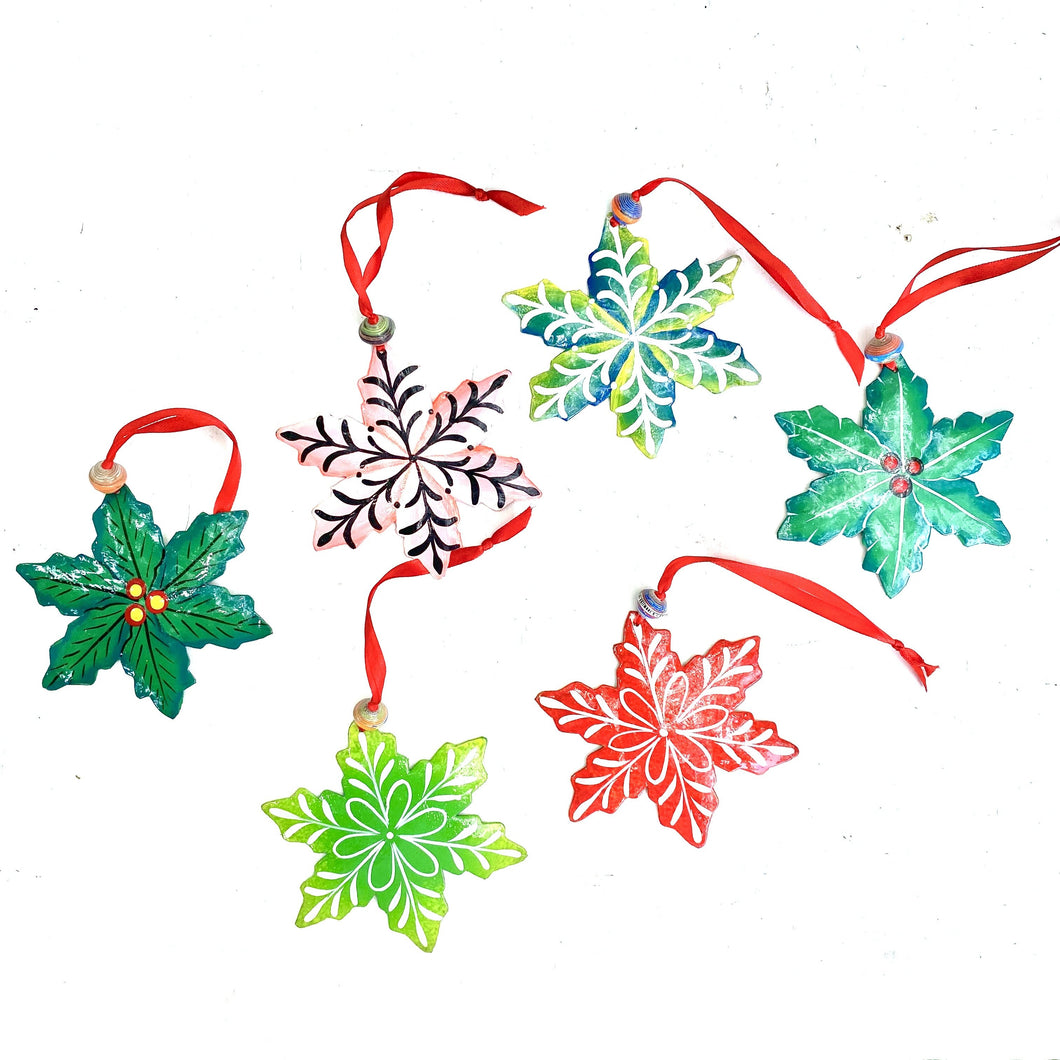 Holly Berry Ornament (Assorted)