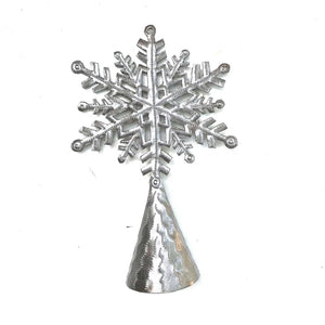 Laisa Tree Topper - Silver
