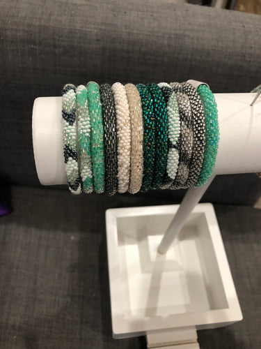 ROLL-ON® BRACELETS - MINT CONDITION